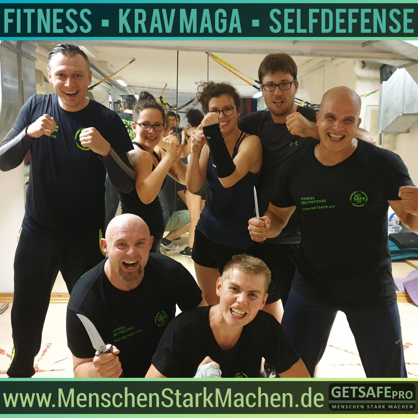 GETSAFEpro Krav Maga Mainz Selbstverteidigung Fitness Training (2)
