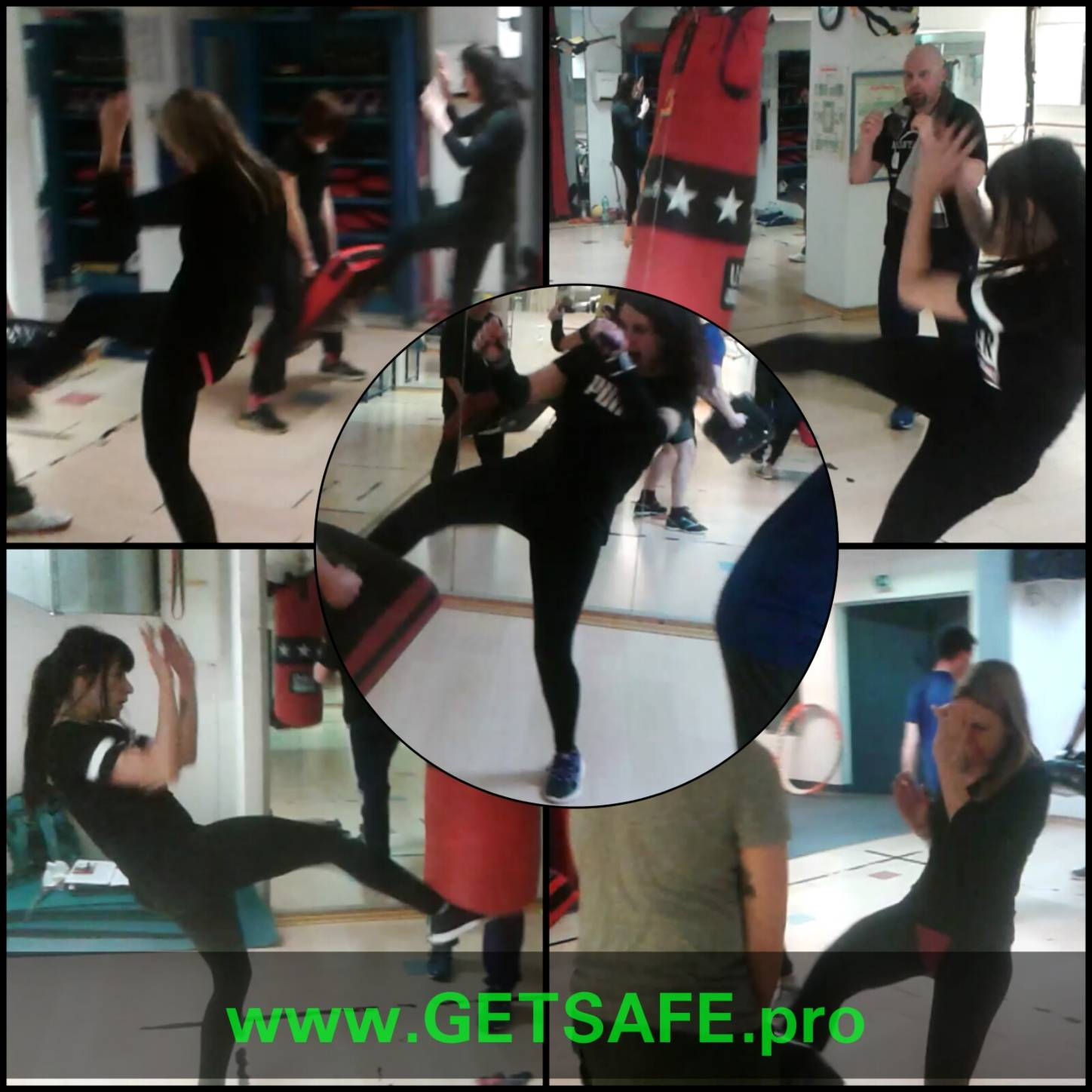 GETSAFEpro Krav Maga Training Mainz Selbstverteidigung Fitness-Center Mainz City (1)
