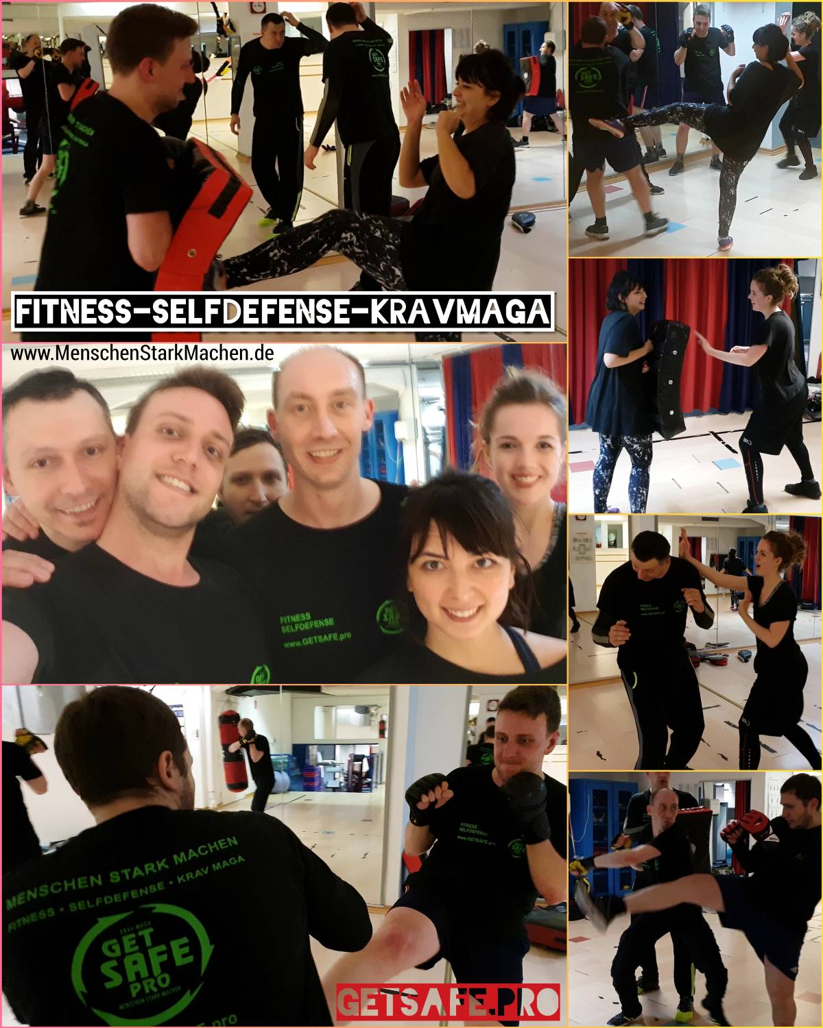 GETSAFEpro Krav Maga Training Mainz Selbstverteidigung Fitness-Center Mainz City (32)