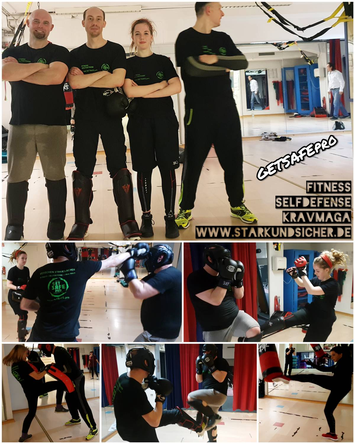 GETSAFEpro Krav Maga Training Mainz Selbstverteidigung Fitness-Center Mainz City (43)