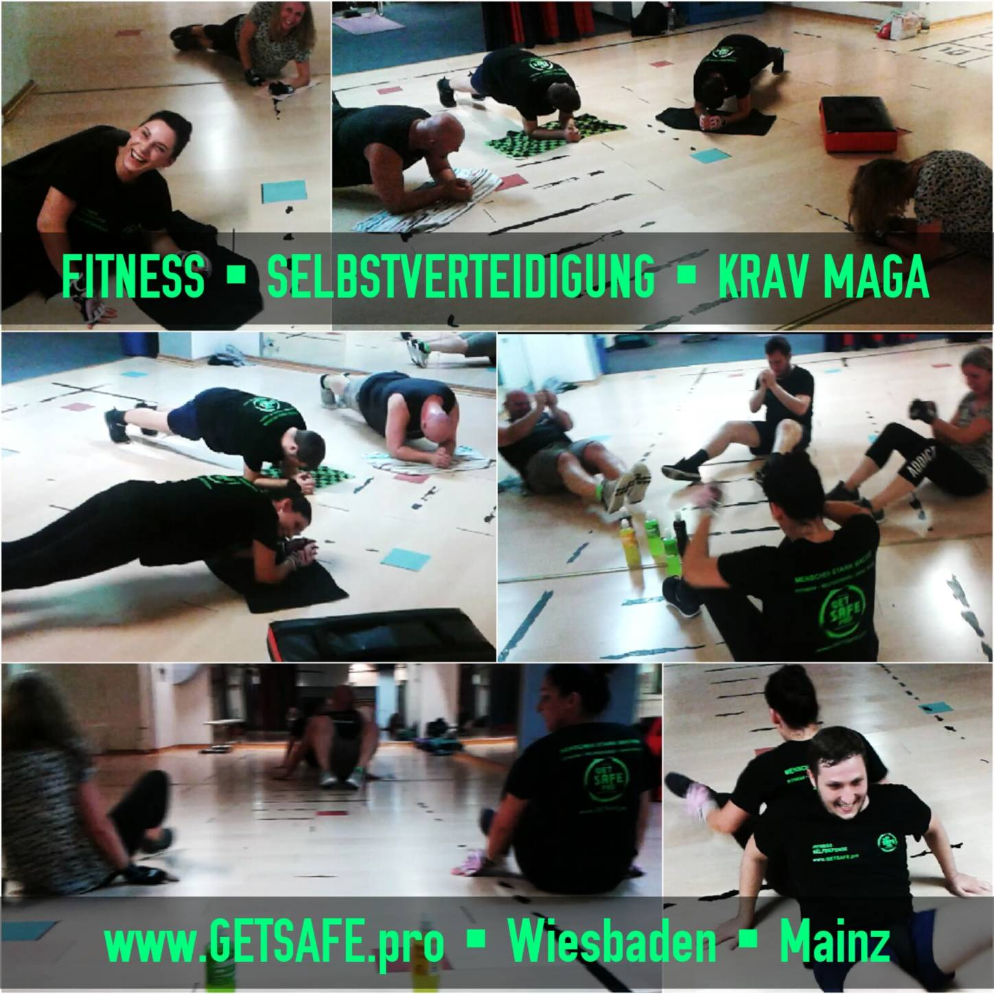 GETSAFEpro Krav Maga Training Mainz Selbstverteidigung Fitness-Center Mainz City (5)