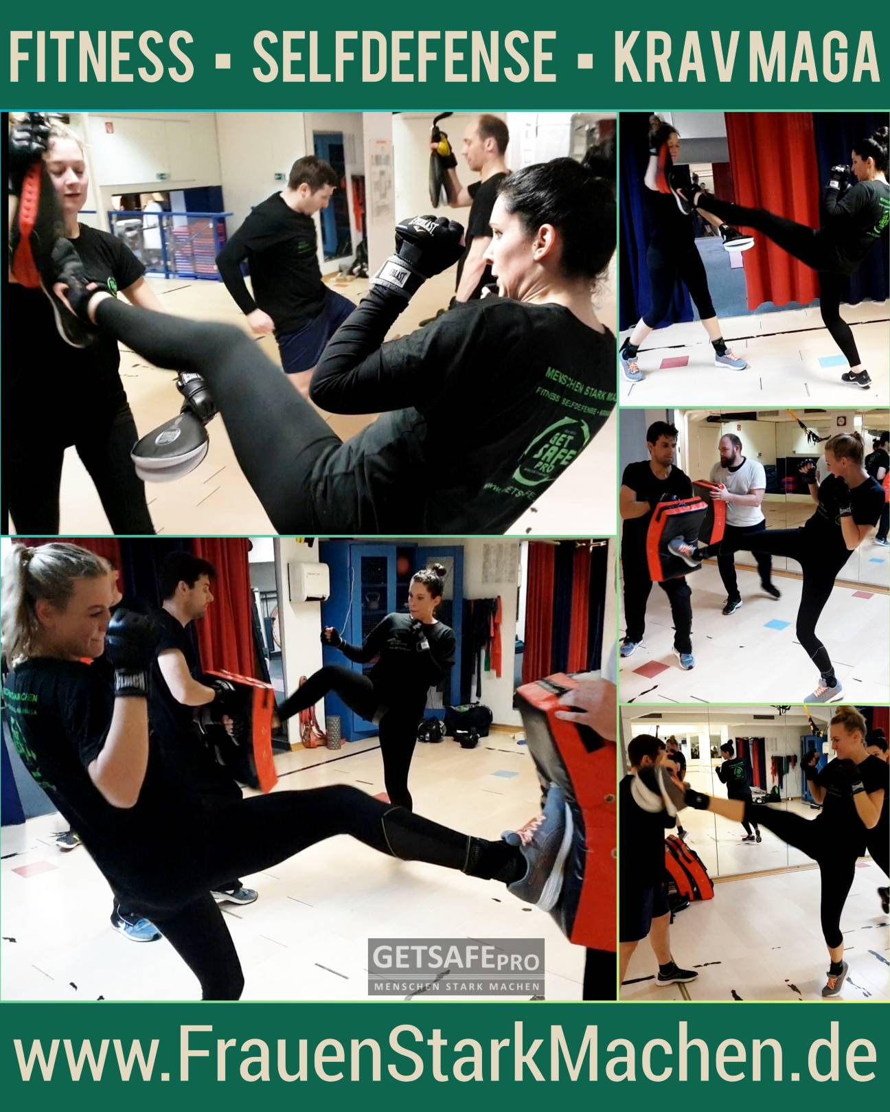 GETSAFEpro Krav Maga Training Mainz Selbstverteidigung Fitness-Center Mainz City (54)