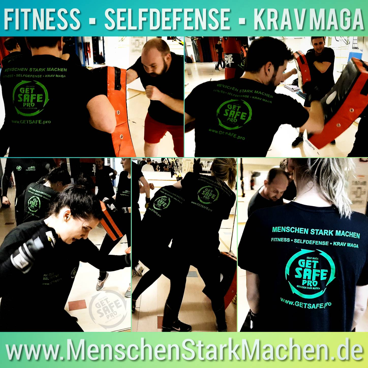 GETSAFEpro Krav Maga Training Mainz Selbstverteidigung Fitness-Center Mainz City (55)