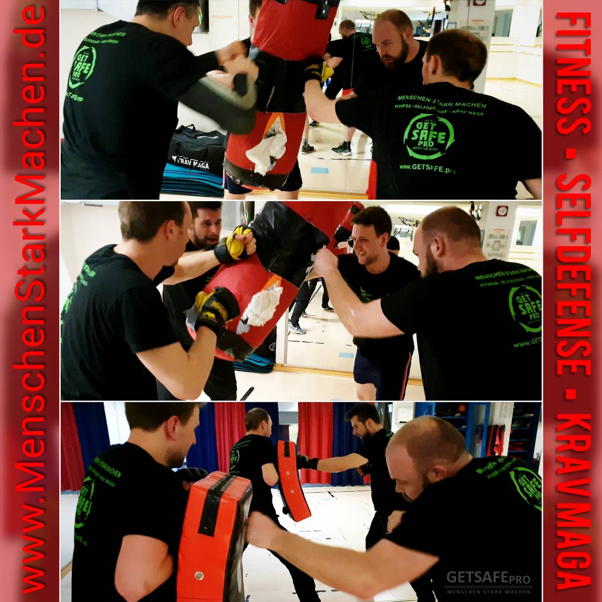 GETSAFEpro Krav Maga Training Mainz Selbstverteidigung Fitness-Center Mainz City (61)