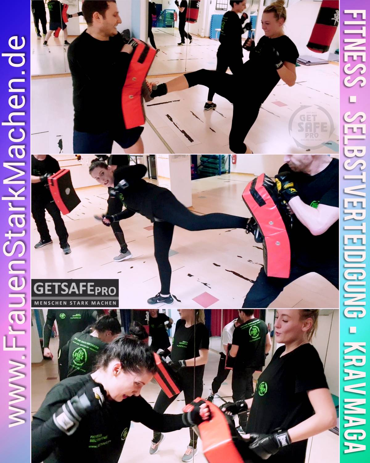 GETSAFEpro Krav Maga Training Mainz Selbstverteidigung Fitness-Center Mainz City (62)