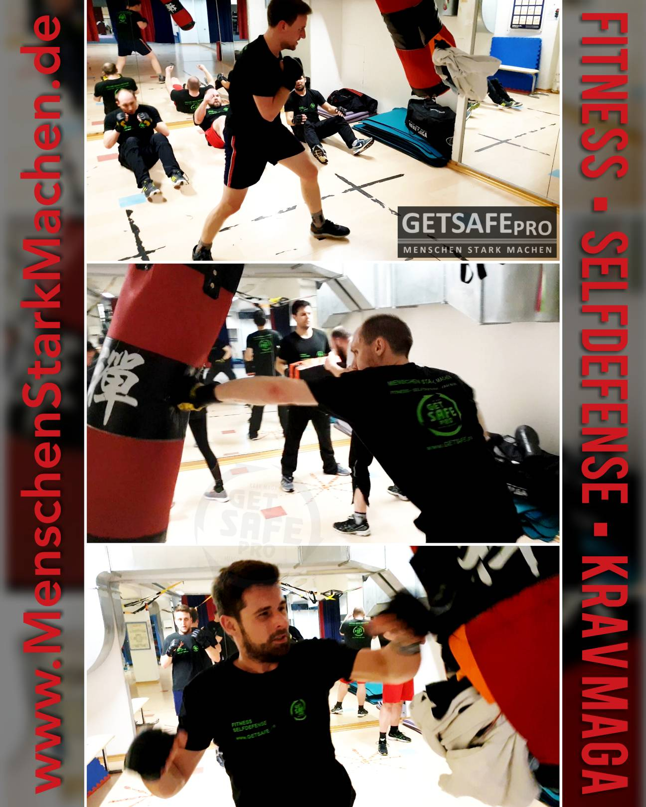 GETSAFEpro Krav Maga Training Mainz Selbstverteidigung Fitness-Center Mainz City (63)