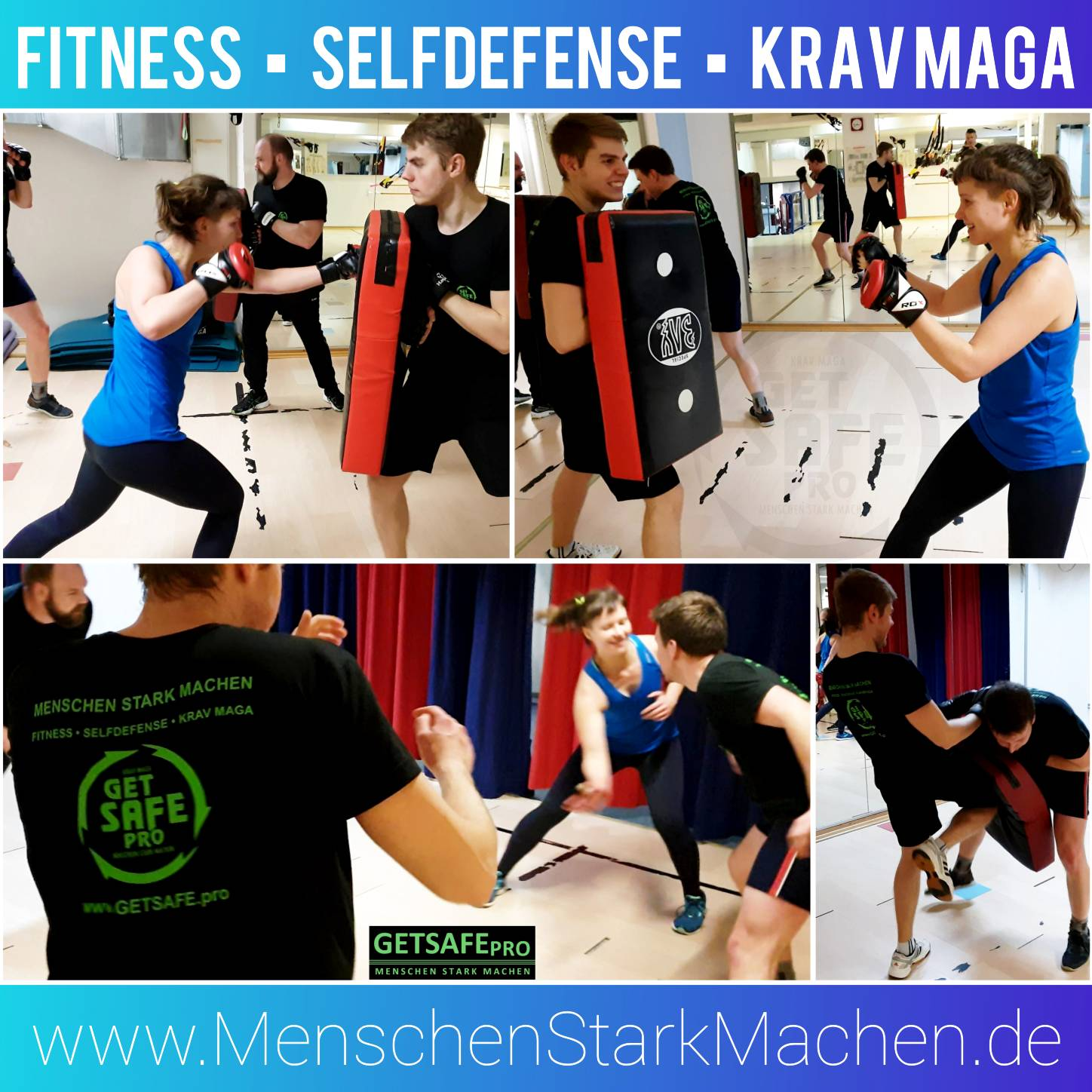 GETSAFEpro Krav Maga Training Mainz Selbstverteidigung Fitness-Center Mainz City (67)