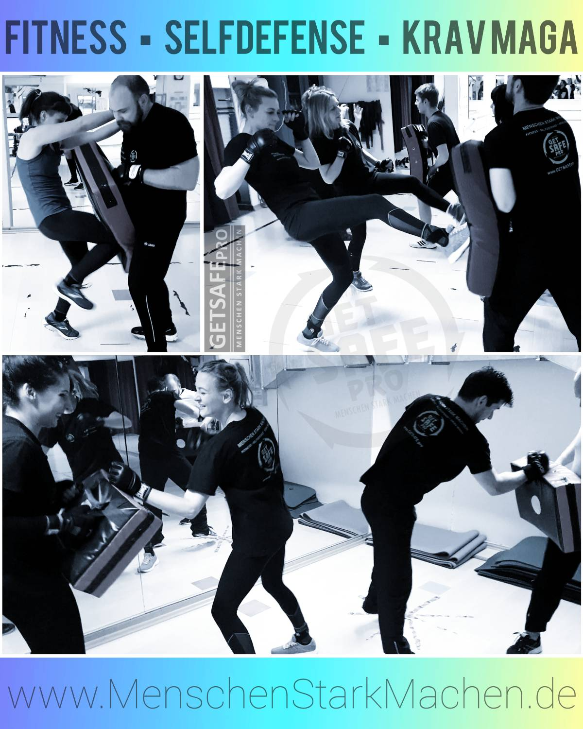 GETSAFEpro Krav Maga Training Mainz Selbstverteidigung Fitness-Center Mainz City (68)