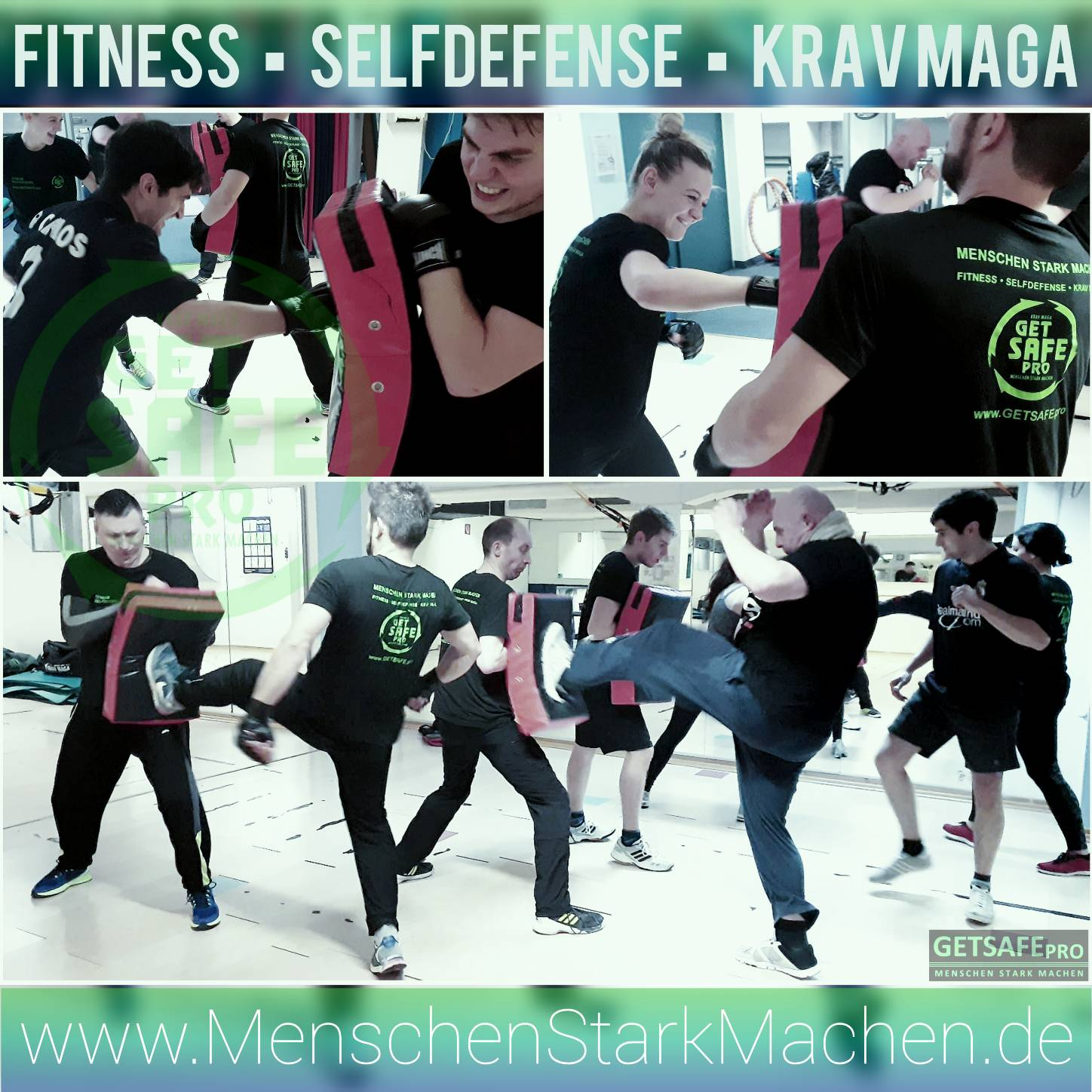 GETSAFEpro Krav Maga Training Mainz Selbstverteidigung Fitness-Center Mainz City (73)