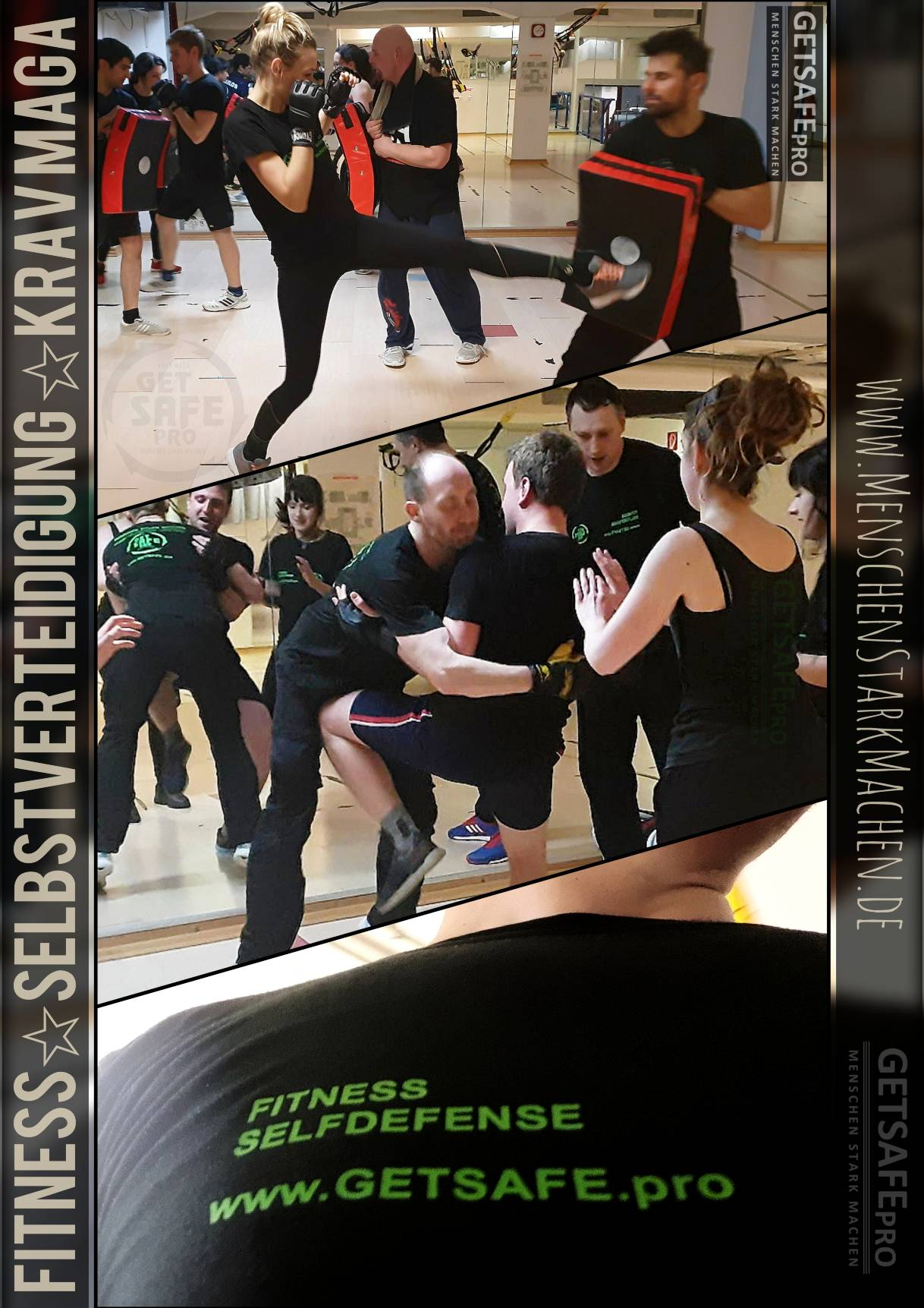 GETSAFEpro Krav Maga Training Mainz Selbstverteidigung Fitness-Center Mainz City (75)