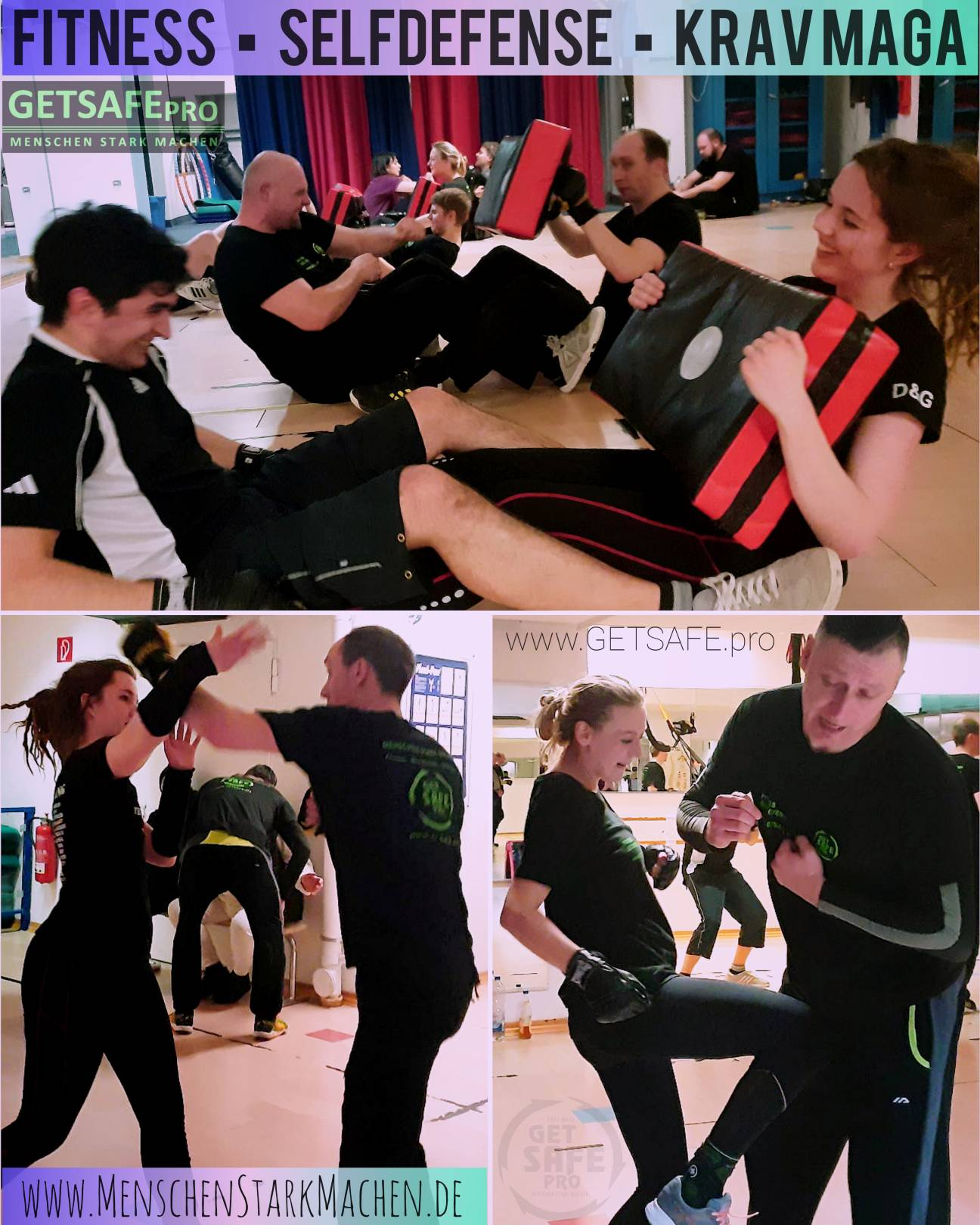 GETSAFEpro Krav Maga Training Mainz Selbstverteidigung Fitness-Center Mainz City (78)