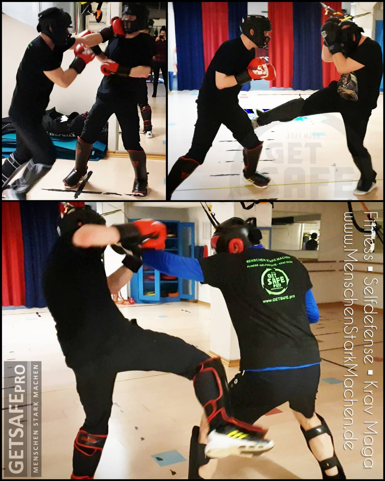 GETSAFEpro Krav Maga Training Mainz Selbstverteidigung Fitness-Center Mainz City (80)