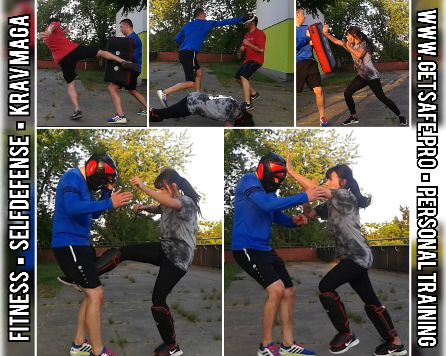 GETSAFEpro Krav Maga Wiesbaden Fitness Selbstverteidigung Training Outdoor (6)