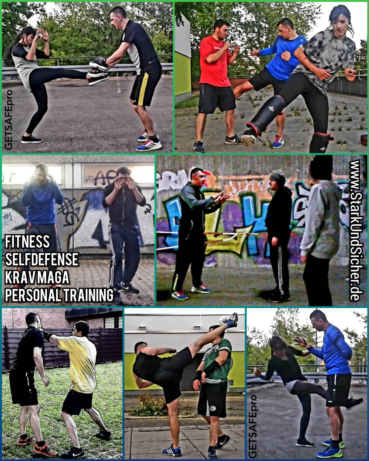GETSAFEpro Krav Maga Wiesbaden Fitness Selbstverteidigung Training Outdoor (8)